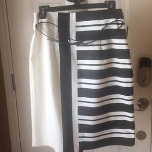 NWT Worthington midi skirt size 6